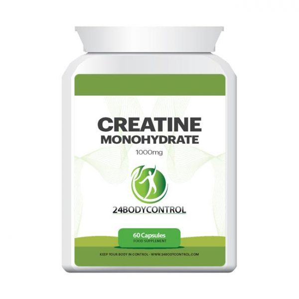 24bodycontrol creatine monohydraat