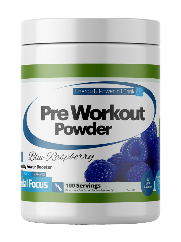 24Bodycontrol Pre-Workout
